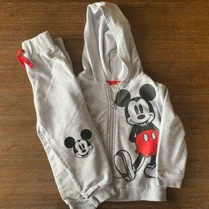 🐭Mickey Mouse Jacket w/ Matching Pants
